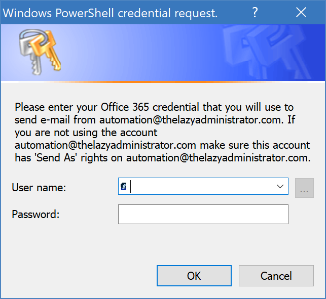 Email Users If Their Active Directory Password is set to