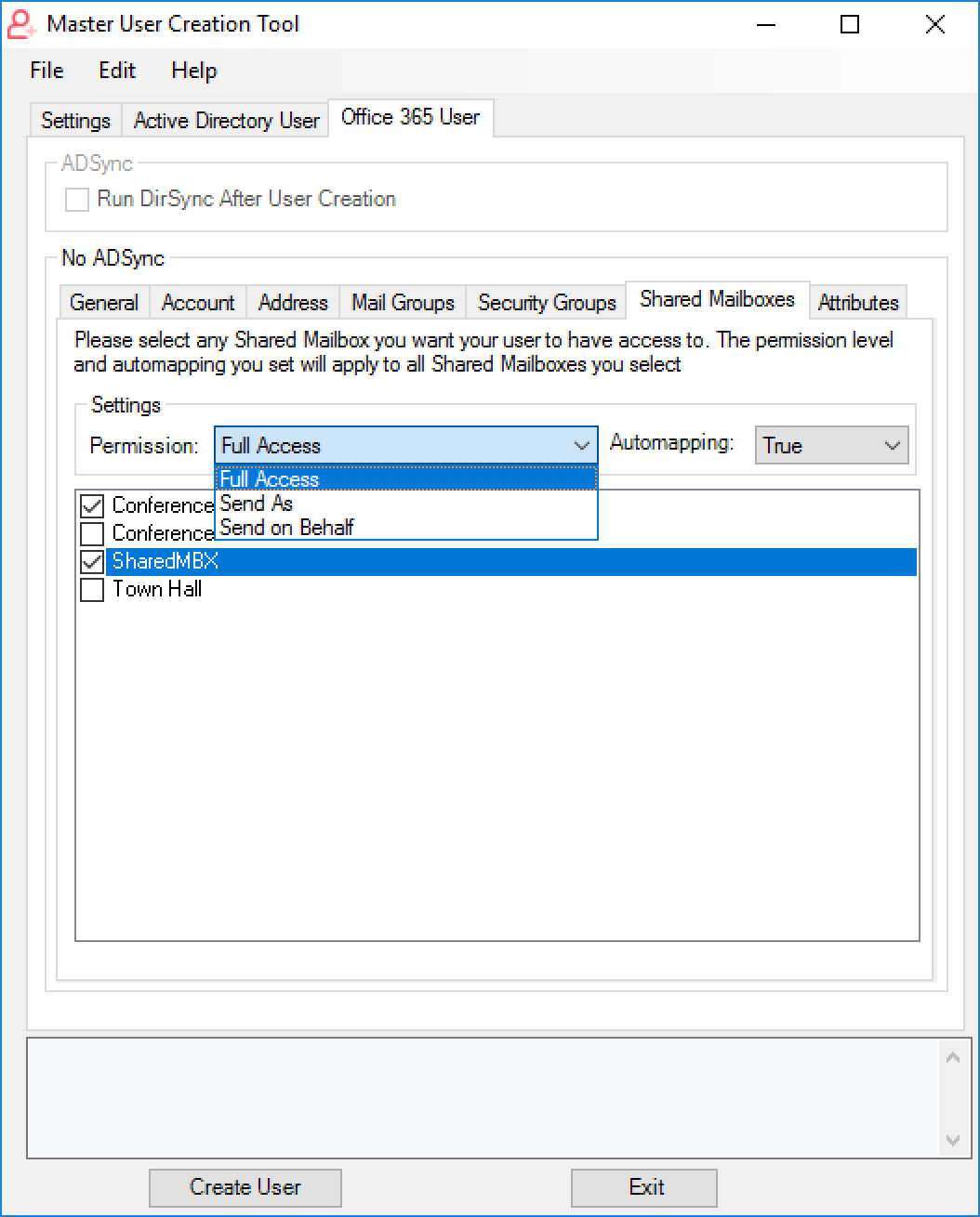 Tool] Create and Configure Active Directory and Office 365