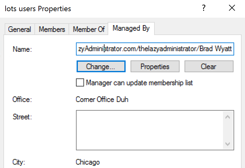 Sync Office 365 / AzureAD down to ADDS - The Lazy Administrator