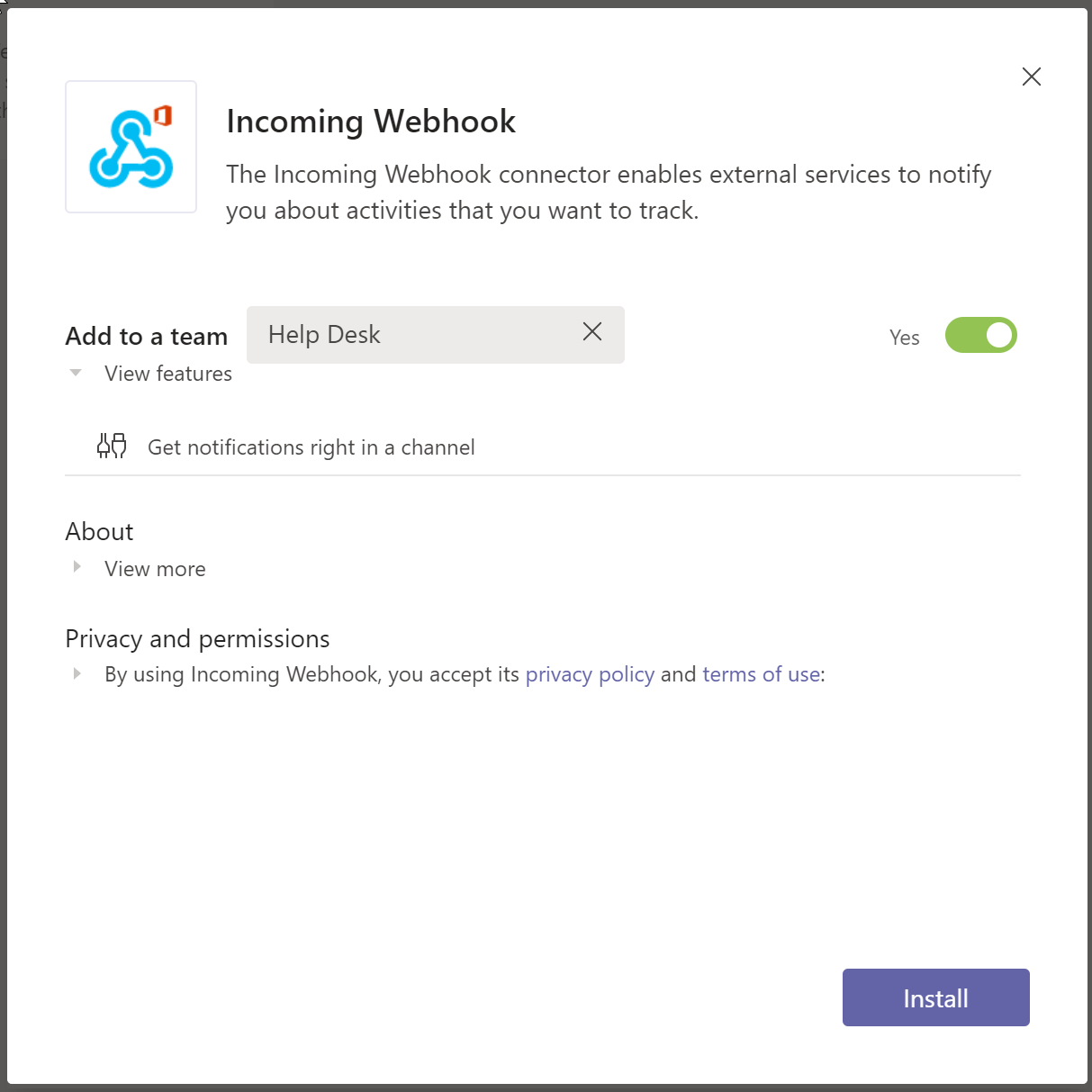 Post Inactive Users as a Microsoft Teams Message with