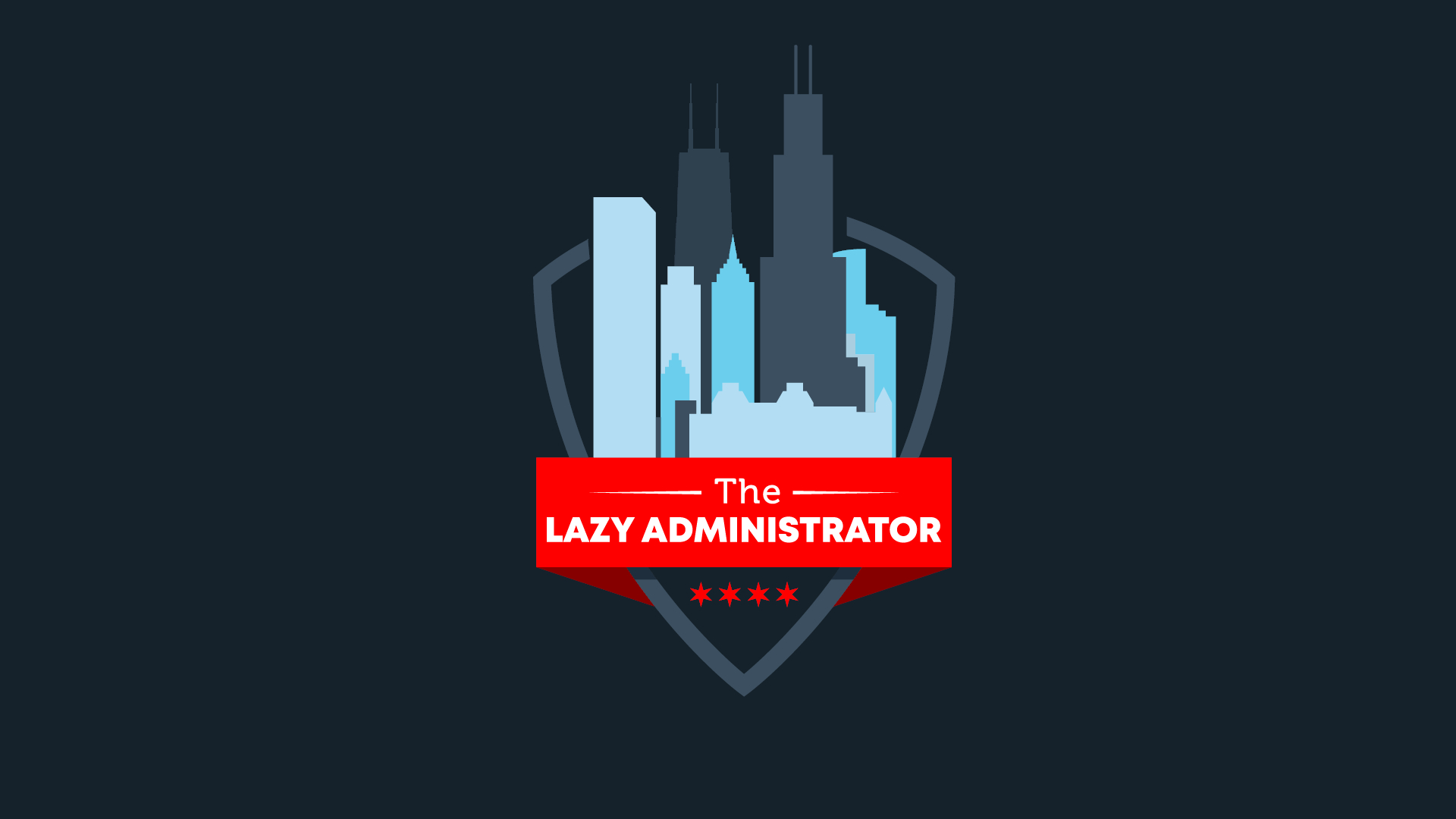 The Lazy Administrator - Finding ways to do the most work with the